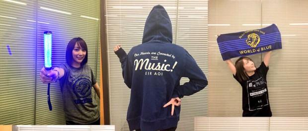うぉぉぉおおお!!!あのアニソン歌手・藍井エイルさんが半袖姿を公開したぞ!!!