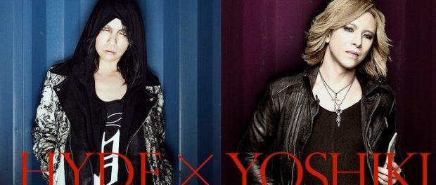 VサミでHYDE×YOSHIKIのコラボ決定!!公式発表