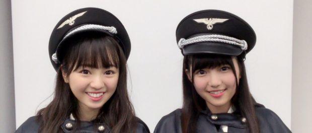 【悲報】欅坂の新衣装が完全にナチス
