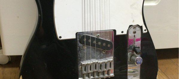 ジャンクギター買ってきた(画像あり)