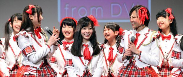 橋本環奈が所属するアイドルグループRev. from DVL、深刻なことになっていた