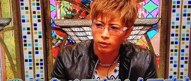 GACKTがスーパーマッチョな理由wwww TOKIOカケルで語ったストイックな食生活が凄いと話題