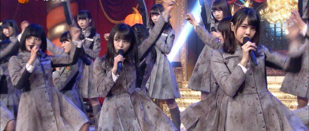 欅坂46、炎上したナチス衣装から軍服風の衣装に差し替え完了(画像あり)