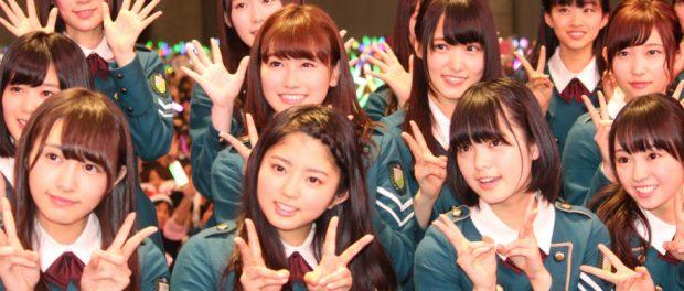 欅坂46握手人気1位の顔wwwwwww