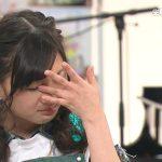 【エンタメ画像】《♪?》ももクロ有安杏果、生放送中に急激泣き出して消える事案発生