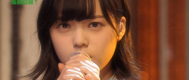 【悲報】欅坂のセンター平手友梨奈ちゃん、中学生なのにハゲる