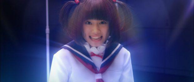実写ドラマ「咲-Saki-」のタコスを演じるエビ中廣田あいかがヤバイwwwwwwwwwwww