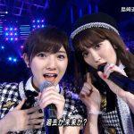 【エンタメ画像】AKB48岡田奈々、インフルエンザなのにMステに出演していた模様