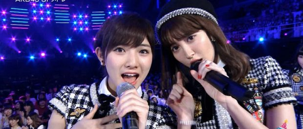 AKB48岡田奈々、インフルエンザなのにMステに出演していた模様