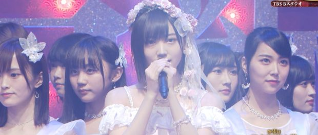有線大賞に出た一万年に一人の美少女こと太田夢莉さんが美しすぎと話題wwwwwwwwwww