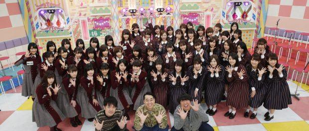 欅坂と乃木坂がビジュアルでガチ勝負した結果wwwwww