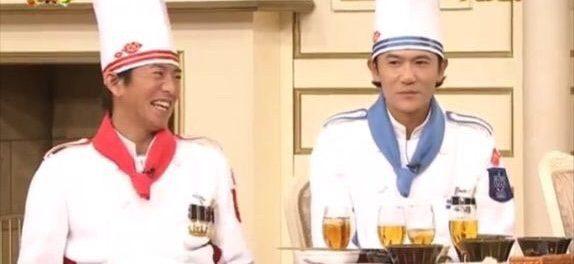 スマスマで捏造発覚www 香取中居の発言後に木村拓哉が爆笑するカットが全く同じ映像の使い回し(動画あり)