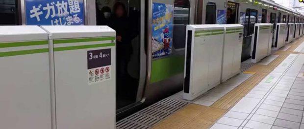 【動画】電車にパワー系池沼が入って来た時のBGM