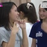 【悲報】NMB48に嵐のツアーグッズのTシャツ着たメンバーがいるんだが・・・
