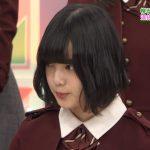 【エンタメ画像】欅坂46平手友梨奈さん、心配になるレベルで病む 新曲でもセンター