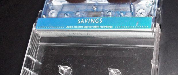 カセットテープが大量にあるんだけど