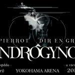 PIERROT×DIR EN GREY「ANDROGYNOS」開催直前SP 、今日深夜テレ東で放送