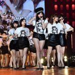 【エンタメ画像】小嶋陽菜さんがAKB運営に激怒「どう撮ったらこんなみんなが脚の短い写真が撮れるの?」
