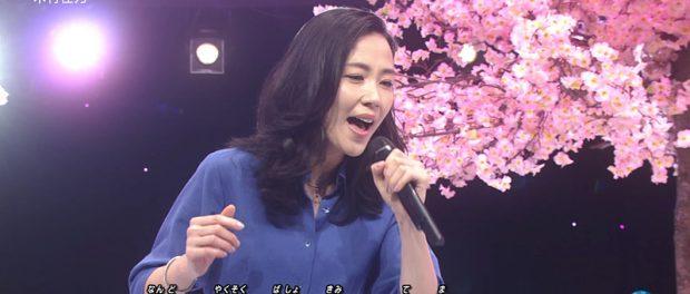 女優の木村佳乃がプリキュア主題歌でMステ初出演 生歌だったし、頑張ってたな!(動画あり)