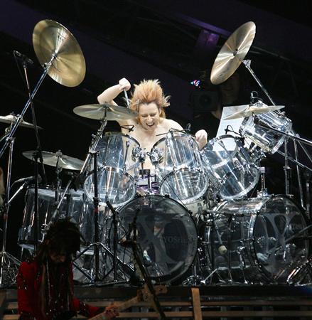 yoshiki ドラム