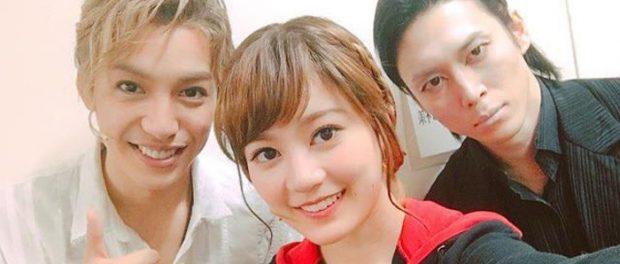 乃木坂・生田絵梨花のスマホで撮った写真を共演者の男性がインスタにアップしヲタ発狂wwwwww