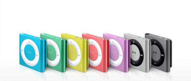 iPod shuffleの完成されたデザインwww