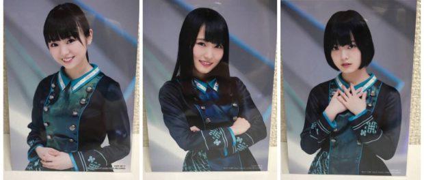 AKBのCD「シュートサイン」についてくる欅坂の生写真の価格がオクで高騰wwwwww