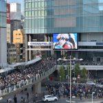 【エンタメ画像】【マクロス】秋葉原UDXビジョンでシェリル・ノームの新曲を公開した結果♪♪♪♪♪♪♪♪