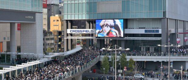 【マクロス】秋葉原UDXビジョンでシェリル・ノームの新曲を公開した結果wwwwwwww