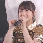 AKB48大和田南那、卒業公演で言ってはいけないことを言ってしまう