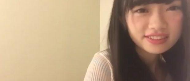 NGT48でいじめ発覚か センター中井りかがSHOWROOMで吐露(動画あり)