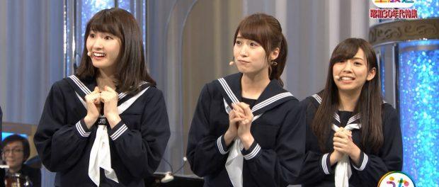 【悲報】乃木坂のセーラー服姿、キツイwwwwww