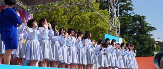 AKB新グループ「STU48」メンバーの顔面レベルがこちらになりますwwwww