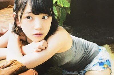 乃木坂46の堀未央奈さん、実に色っぽい