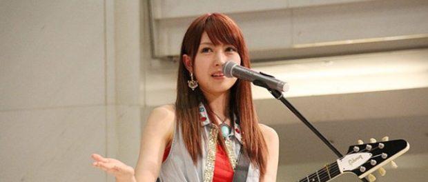 LoVendoЯのギター・宮澤茉凜がギンギツネコスプレをするも不完全燃焼に終わる