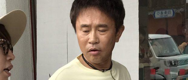浜田雅功、京都で西川貴教といるところを盗撮されるwwwwwwwww