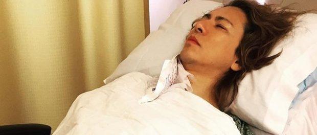 YOSHIKI、手術成功 → 術後すぐにレコーディング
