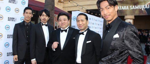 EXILE HIROプロデュース映画「たたら侍」、橋爪遼のせいで上映打ち切りwwwwww