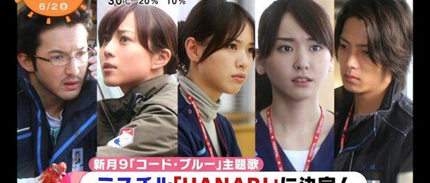 コードブルー3期も主題歌はミスチル「HANABI」 7月スタートのフジ新月9ドラマ(動画あり)