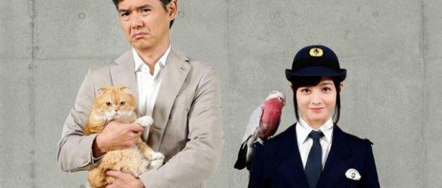 橋本環奈、フジ爆死枠ドラマで初ヒロインwwwww 「警視庁いきもの係」(主演・渡部篤郎)