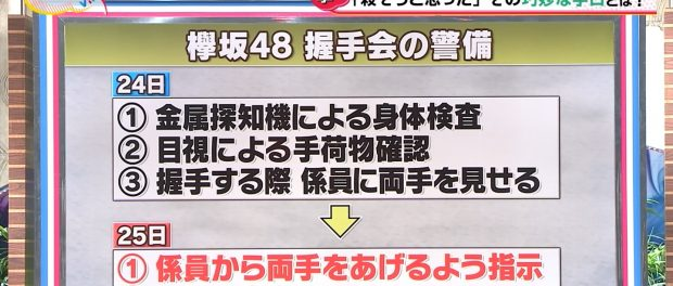 フジテレビ、「欅坂46」を「欅坂48」と間違える痛恨のミスwwww