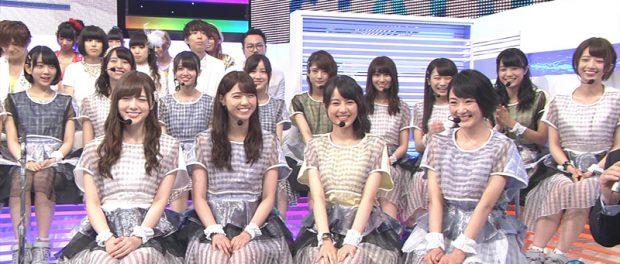 乃木坂さん、本日のMステで選抜メンバー9人が欠席wwwww 普段出れないアンダーメンバーが見れそう