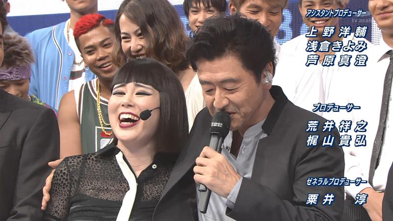 Mステ 桑田 ブルゾンちえみ