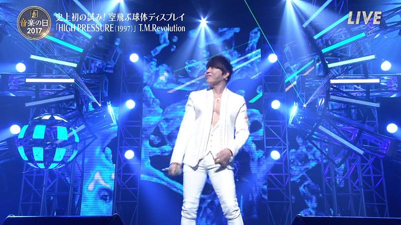 音楽の日2017 西川