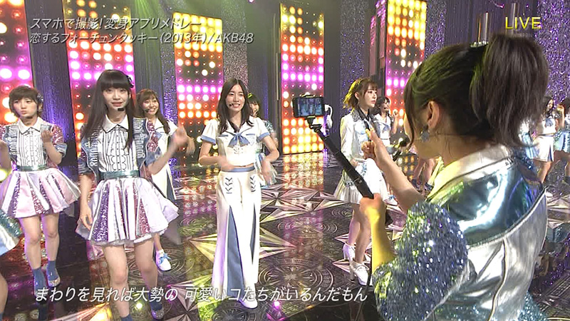 music day 2017 akb48 放送事故