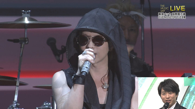 MUSIC DAY 2017 VAMPS HYDE