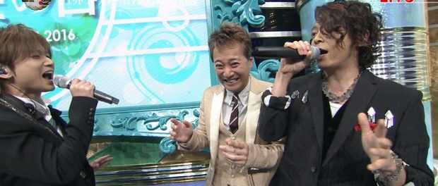 【悲報】明日放送のTBS「音楽の日2017」にKinKi Kids出演キャンセル 堂本剛体調不良
