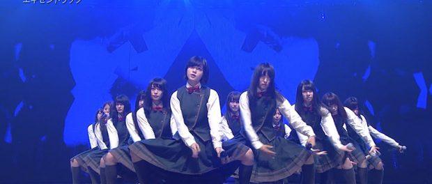 【MUSIC DAY 2017】欅坂46「エキセントリック」のダンスがガチでキモすぎると話題にwwwwwwwww(動画あり)