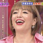 浜崎あゆみゲストの「今夜くらべてみました」が高視聴率で大勝利wwwwwwwwww