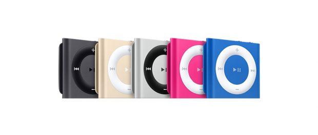 【悲報】iPod nano、iPod shuffleの販売終了のお知らせ